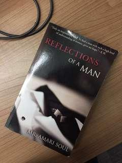 Reflections Of A Man Book