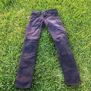 Riders by Lee, super skinny bumster, size 7
