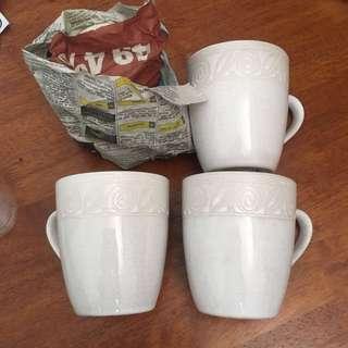 Vintage Gibson Mugs (set) #OCT10