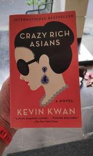 Crazy Rich Asian - Bahasa Inggris