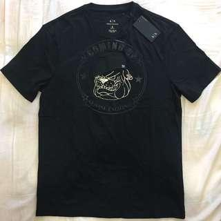 【咪嚕柯】短T Tshirt 正品 AX Armani Exchange 亞曼尼