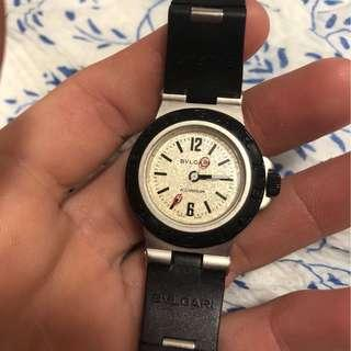 Authentic bvulgari watch