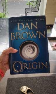 Dan Brown, Origin - Hard cover English