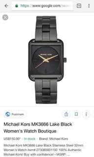 LF MK watch 3666