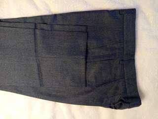 Men's trousers (Aqua-Blue湖水藍)