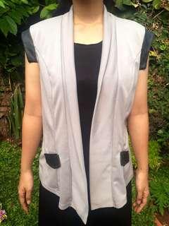 Grey Outer outwear gaudi