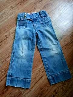 Cherokee denim pants