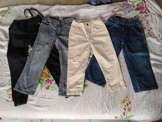 Preloved pants (boys)
