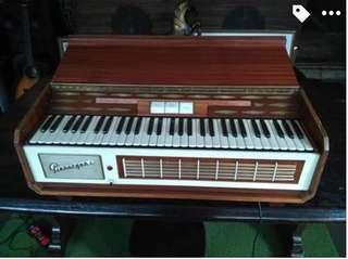 Electric Reed Organ