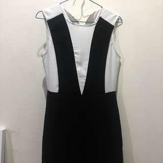 Party Jumpsuit - Black&White