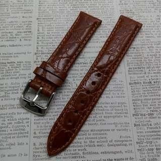 Watch leather strap #S-15