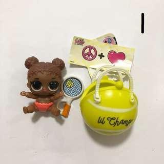 $10 LOL Surprise Dolls BN Series 3 Lil Sister (Series 1/2/3 Confetti Pets Glitter)