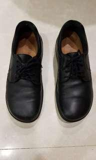 Formal Black Shoes for Youth