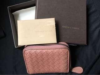 🈹️$499,bv card holder(dirty pink)