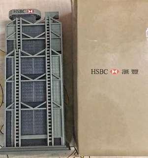 HSBC 模型錢箱
