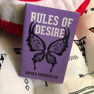 Rules of Desire #OCT10
