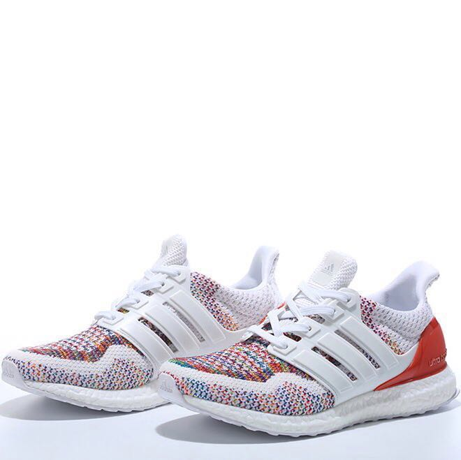 pretty nice e12cf bb3bd 2018 RELEASE: UK12 / UK12.5 Ultraboost 2.0 Multicolor