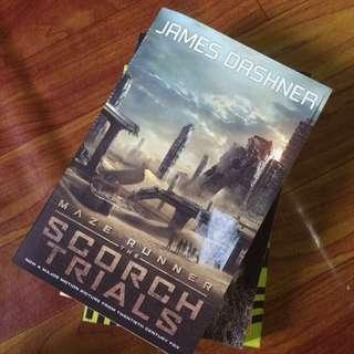 Scorch Trials (Movie Tie-In) #OCT10