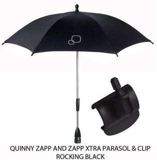 Quinny parasol and the clip
