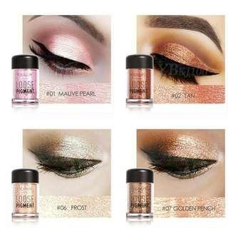 Focallure Loose Pigmented Eyeshadow