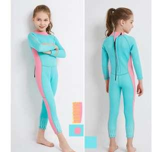Wetsuit for girl BNWT