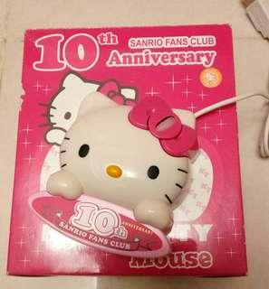 Hello Kitty Mouse 老鼠 滑鼠