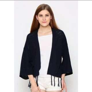 Chic Girl Outer Navy