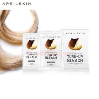 APRILSKIN - TURN UP BLEACH