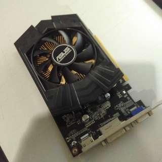 Asus GTX 750 2GB Graphic Card