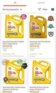 Shell helix hx5 motor oil 15w-40