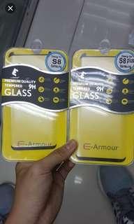 🚚 Samsung Galaxy S8 S8+ S9 S9+ Matte Tempered Glass