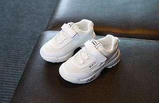 Sepatu import white SFW
