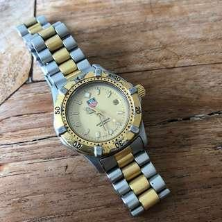 Tag Heuer 2000 We1420 Classic Professional