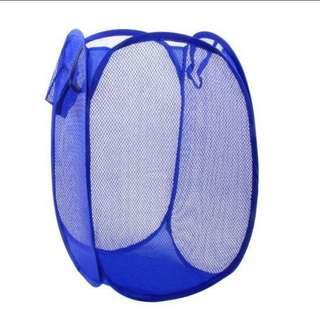🚚 ONLY ONE laundry basket hamper, foldable