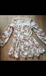 🚚 Liz Lisa Floral Dress