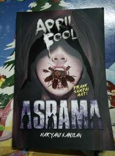 April Fool Asrama