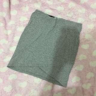 Terranova Cotton Fitted Skirt