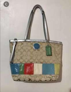 REPRICED! Authentic Coach Bag