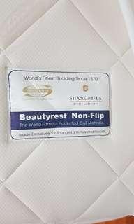 Simmons Beautyrest mattress (Made for Shangrila)