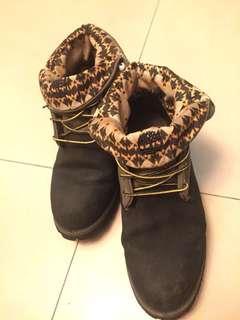 🚚 Timberland 男靴