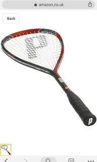 Prince 壁球拍 F3 Vision squash racket