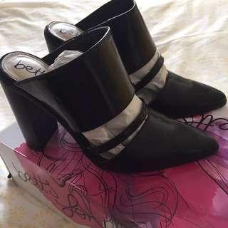Betts Milla Black Heels