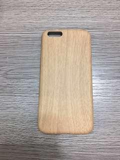 Iphone 6 電話殼手機套 mobile phone case 木紋wood pattern