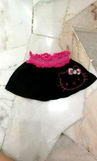 Hello Kitty Dress Shorts size S/4Y