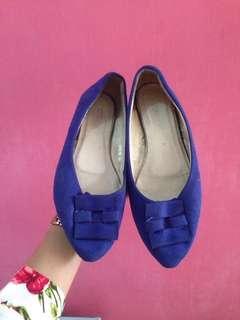 Flatshoes blue