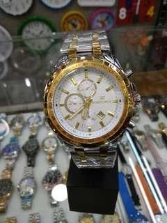 Jam tangan Pria Analog FORTUNER