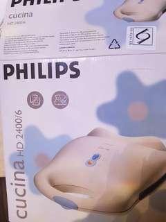 Philips Sandwhich maker BNIB