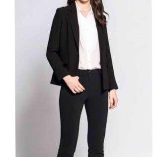 🚚 LUNMAN TZUNI 西裝外套 top-do 西裝褲 上班服 OL套裝  可換物