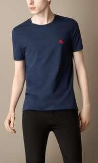 Burberry blue tee