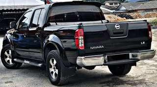 2013 NISSAN NAVARA 2.5 LE AUTO 4X4 KERETA SAMBUNG BAYAR CAR CONTINUE LOAN